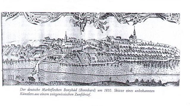 Bonyhád 1810